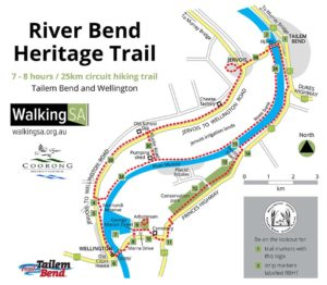 River Bend Heritage Walking Trail - Visit Tailem Bend